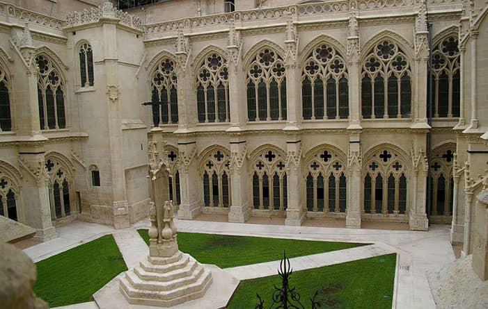 triforio catedral de burgos