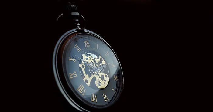 reparación de relojes con óxido de cerio