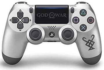 PS4 Dualshock Edición Especial GOW