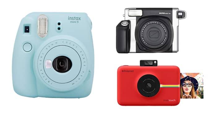mejores cámaras instantáneas baratas