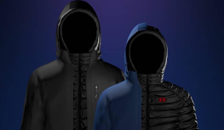 chaquetas y calefactables xiaomi Cottonsmith